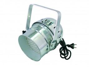Eurolite LED PAR-56 RGB 10mm Short silber
