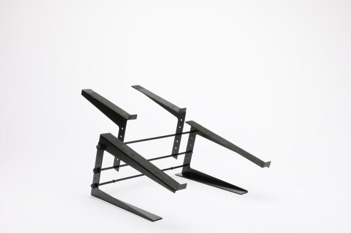 magma control stand stand halter f r dj controller und laptop laptop st nder digital dj. Black Bedroom Furniture Sets. Home Design Ideas