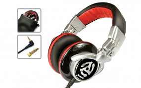 Numark Red Wave / Professional DJ Studio Mixing Headphone