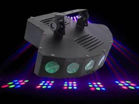 EUROLITE LED SCY-7 Strahleneffekt