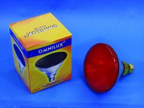 Omnilux PAR-38 230V/80W E-27 FL rot