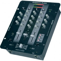 American Audio Q-D6 mixer black