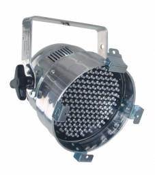 Ignition PAR 56 round PWM silber151 LED RGB LCD DMX