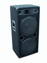 OMNITRONIC DX-2522 3-Wege Box, 1200 W