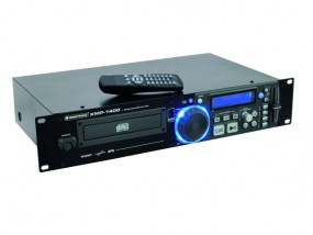 OMNITRONIC XMP-1400 CD/MP3-Player