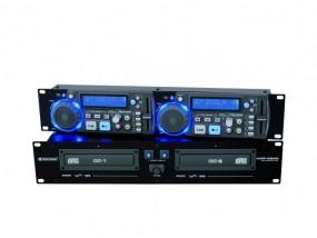 OMNITRONIC XMP-2800 Dual CD/MP3-Player