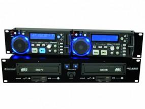 OMNITRONIC XDP-2800 Dual CD/MP3-Player
