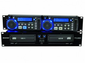 OMNITRONIC XCP-2800 Dual CD-Player