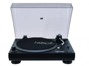 OMNITRONIC BD-1320 Plattenspieler Riemenantrieb