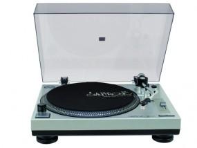 OMNITRONIC BD-1350 Riemenantrieb Plattenspieler