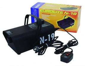 Eurolite N-19, schwarz m. ON/OFF Control