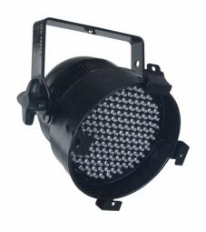 Varytec Par 56 LED kurz schwarz, DMX, RGB