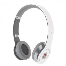 Monster Beats Solo weiß by Dr. Dre mit Control Talk