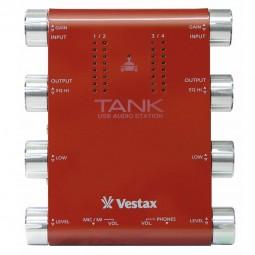 VESTAX Soundkarte VAI-80 rot