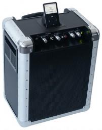 Skytec PA-201 Tragbares Audio-System für iPod® (B-Ware)