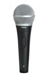 Shure PG-58 XLR / Ensteiger Gesangsmikrofon