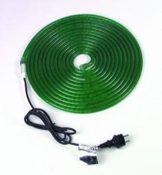 Eurolite RUBBERLIGHT RL1-230V grün 5m