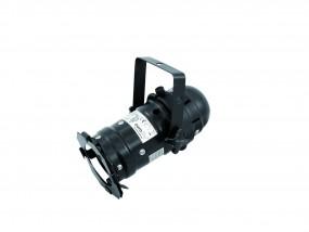 Eurolite LED PAR-16 6500K 1x3W Spot schwarz