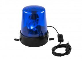 Police-light DE-1, blue, 230V/15W