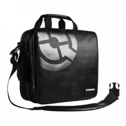 UDG CourierBag DeLuxe Black with Traktor Logo U9470T