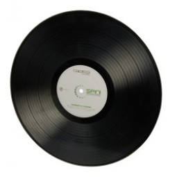 Reloop Spin! Timecode Record black