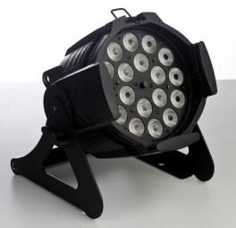 Ignition Studio Par PLATINUM schwarz18 x 4W LED RGB+WW