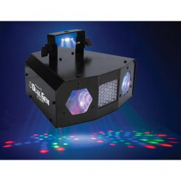 American DJ Dual Gem Pulse / Moonflower und Strobe