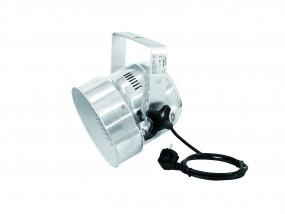 Eurolite LED PAR-56 RGB 5mm Short 5CH silber
