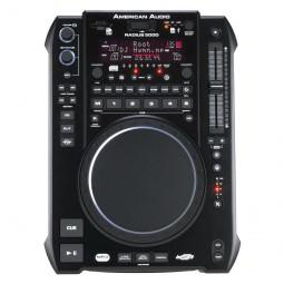 American Audio RADIUS 3000 Single CD DJ Player mit MP3