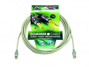SOMMER Netzwerkkabel CAT 5 FTP 6m