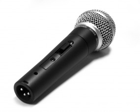 Shure SM-58 SE / Gesangsmikrofon mit Schalter /Dynamisch