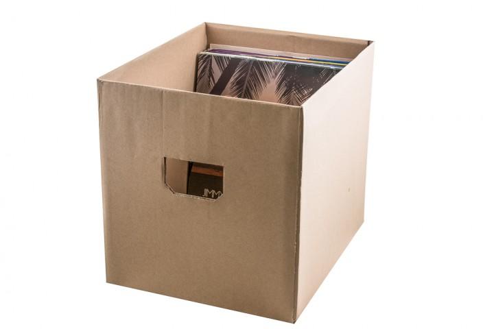 schallplatten transport und aufbewahrungs lp karton box. Black Bedroom Furniture Sets. Home Design Ideas