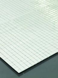 Eurolite Spiegelmatte 800x800mm, Spiegel 10x10mm
