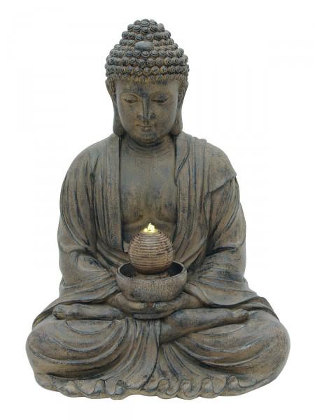 buddha brunnen feng shui asien dein shop f r dj studio und licht equipment. Black Bedroom Furniture Sets. Home Design Ideas