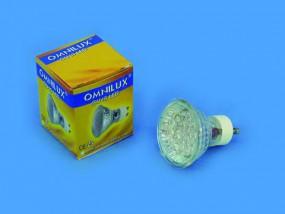 OMNILUX GU-10 230V 18 LED FC