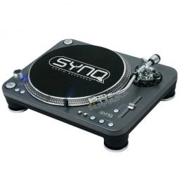 SYNQ X-TRM1 / DJ-Plattenspieler, starker Direktantrieb