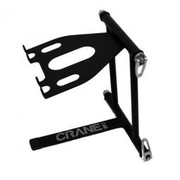 Crane Laptop Stand - Laptop Ständer / Original Crane, Schwarz
