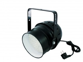 Eurolite LED PAR-56 RGB 10mm Short schwarz
