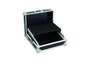 """Profi 19"""" Mixer Case mit Laptop-Ablage"""