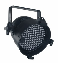 Ignition PAR 56 round PWM schwarz151 LED RGB LCD, DMX