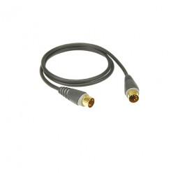 Klotz Midi Kabel 3 m Din 5 pol. MID-030