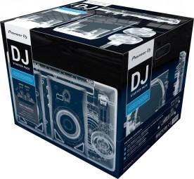 Pioneer DJ-Starter-Pack / WeGO4 inkl. Kopfhörer und Lautsprecher