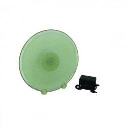 Eurolite Plasma Scheibe 30cm grün