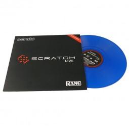 Rane Serato Scratch Live Ersatz Vinyl Blau