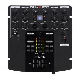 Denon DN-X120 / 2-Kanal DJ Mixer