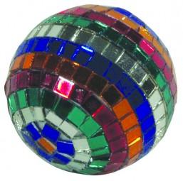 Eurolite Spiegelkugel 5cm Multicolor