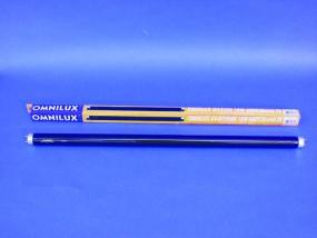 OMNILUX UV-Röhre 18W G13 600 x 26mm T8