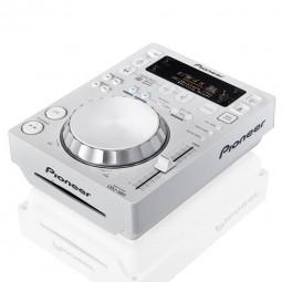 Pioneer CDJ-350 weiss / DJ-CD-Player mit USB und Midi