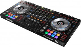 Pioneer DDJ-SZ2 / 4-Kanal-Controller für Serato DJ