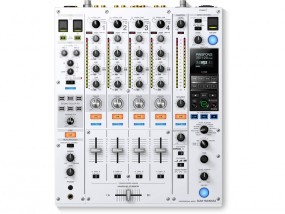 Pioneer DJM-900 NXS2 White / 4-Kanal Profi-Performance-Digitalmixer